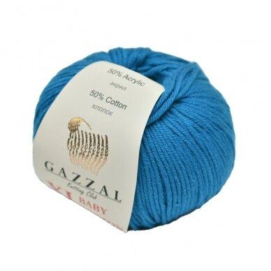 Gazzal Baby Cotton XL, 50g., 105m.