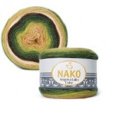Nako Angora Luks Color, 150g., 810m.