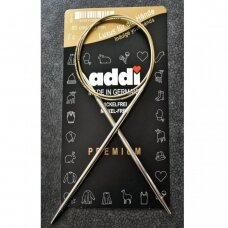 ADDI Premium Circular Knitting Needles, 3mm., 80cm.