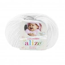Alize Baby Wool, 50 g., 175 m.