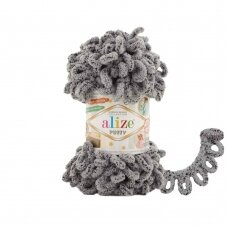 Alize Puffy Animal Colors, 100 g., 9 m.