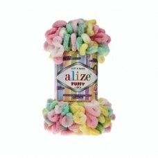 Alize Puffy Color, 100g., 9,2m.