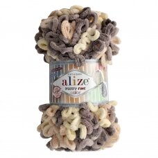 Alize Puffy Fine Color, 100 g., 14.5 m.