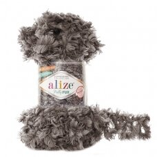 Alize Puffy Fur, 100 g., 6 m.