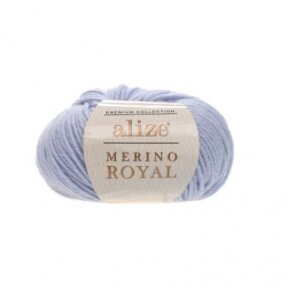 Alize Merino Royal, 50 г, 100 м