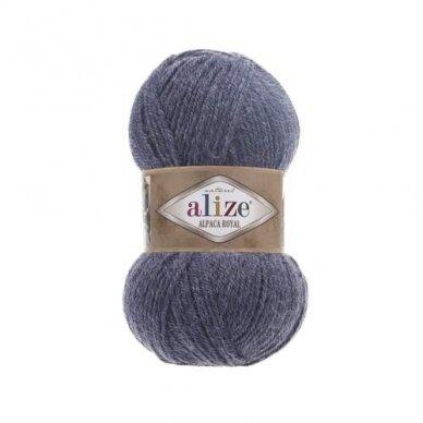 Alize Alpaca Royal 9