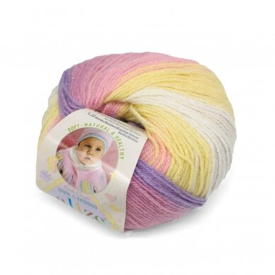 Alize Baby Wool Batik, 50 g., 175 m.