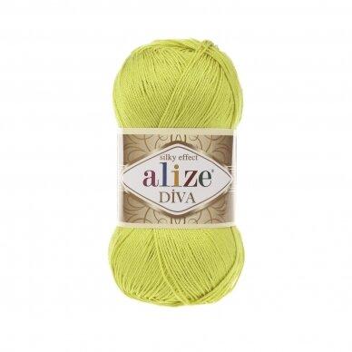 Alize Diva, 100 g., 350 m. 2