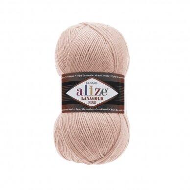 Alize Lanagold Fine 100 g., 390 m.