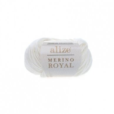 Alize Merino Royal, 50 g., 100 m.