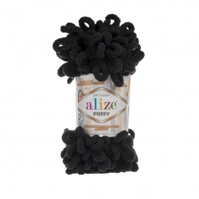 Alize Puffy, 100 g., 9 m.