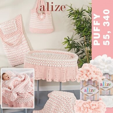 Alize Puffy, 100 g., 9 m. 6