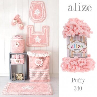 Alize Puffy, 100 g., 9 m. 9