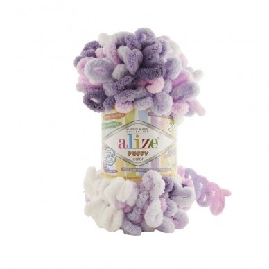 Alize Puffy Colors, 100 g., 9 m.