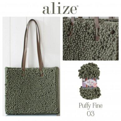 Alize Puffy Fine, 100 g., 14.5 m. 4
