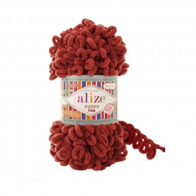 Alize Puffy Fine, 100 g., 14.5 m.
