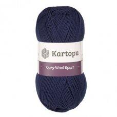 Kartopu Cozy Wool Sport, 100 g., 280 m.
