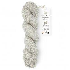 Gazzal Baby Alpaca Pure Color, 100g., 320m.