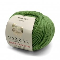Gazzal Baby Cotton, 50g., 165m.
