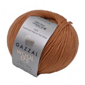 Gazzal Wool 175 , 50gr., 175m.