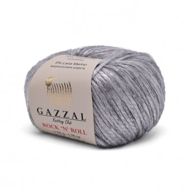 Gazzal Rock N Roll, 50 g., 115 m.