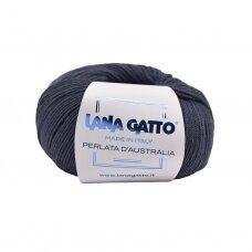 Lana Gatto Perlata D'Australia, 50 г, 233 м