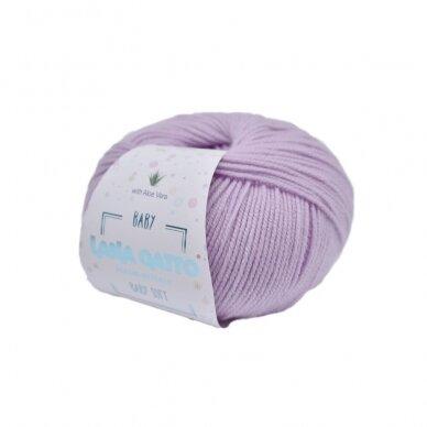 Lana Gatto Baby Soft, 50 g., 170 m. 4