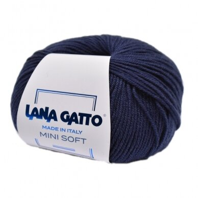 Lana Gatto Mini Soft, 50 g., 170 m. 3