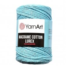 Macrame Cotton Lurex, 250g., 205m.