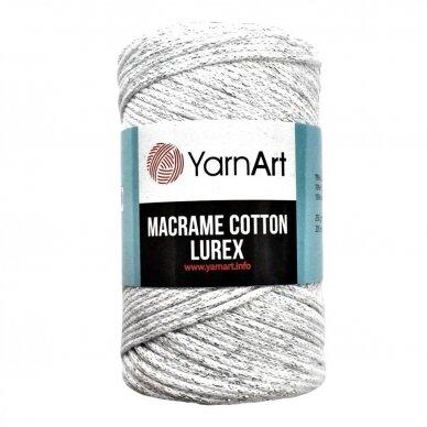Macrame Cotton Lurex, 250g., 205m.