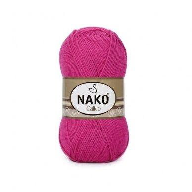 Nako Calico, 100g., 245m.
