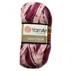 YarnArt Crazy Color, 100 g., 260 m.