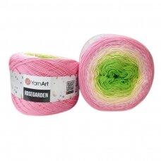 YarnArt Rosegarden 250 g., 1000 m.