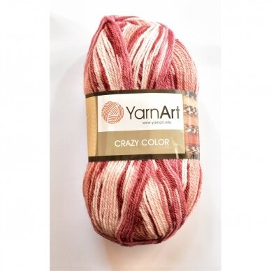 YarnArt Crazy Color, 100 g., 260 m. 2