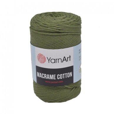 YarnArt Macrame Cotton, 250g., 225m.