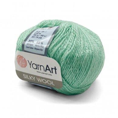 YarnArt Silky Wool, 25 g., 190 m.